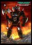 Mazinger Series - Warrior Beast Gulasos by GearGades