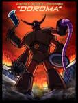 Kotetsu Jeeg - Haniwa Phantom Doroma by GearGades
