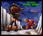 UFO Robot Grendizer Saucer Beast Dori Dori