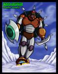 UFO Robot Grendizer Saucer Beast Garu Garu