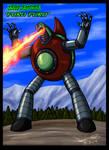 UFO Robot Grendizer Saucer Beast Furu Furu by GearGades
