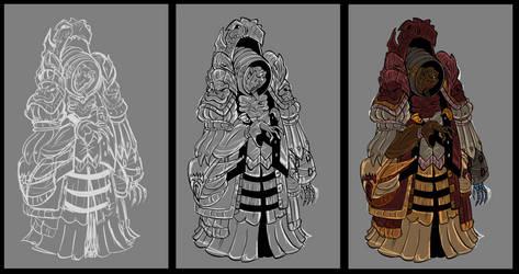 Legends skekLach update progress by GearGades