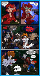 The Cats 9 Lives Chapter 3 Pg79 by GearGades