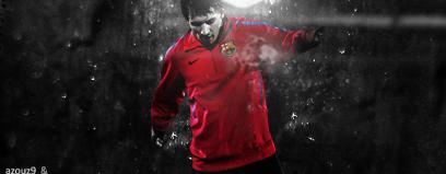 Colab: Leo Messi by AZOuZ-TORRES-9