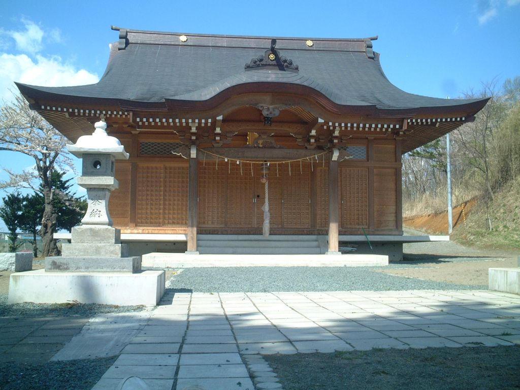 Hôzuki Ichizoku Shrine