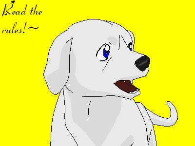 Puppy Base by KizunanariSaki