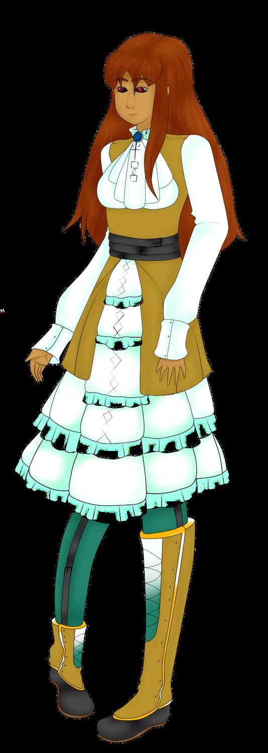 Steampunk girl by coralan0603