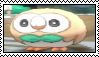 Rowlet Stamp by Crimson-SlayerX