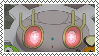 Magearna/Magiana stamp by Crimson-SlayerX