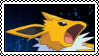 Jolteon stamp by Crimson-SlayerX