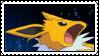 Jolteon stamp by Crimson-SlayerX