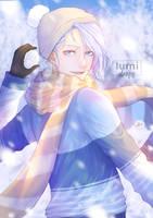 winter by LumiDrops