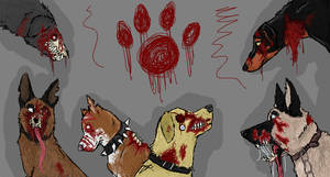 Zombie Canines