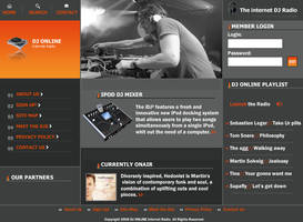 DJ Online Internet Radio by cmacquet