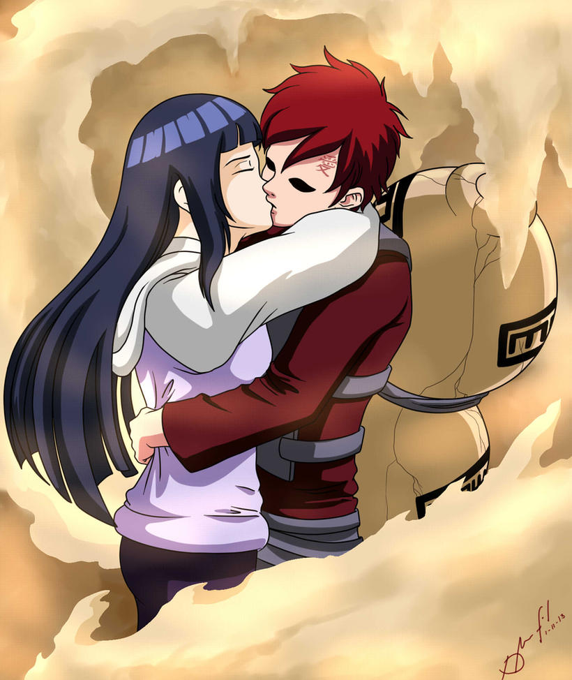 DeviantArt: More Artists Like Gaara and Hinata by EtrGlvz