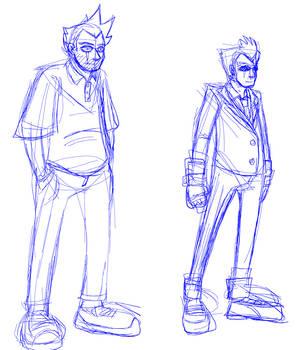 Turnus: Sketches 1