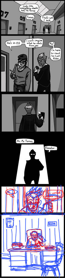 Turnus: droped pages 1