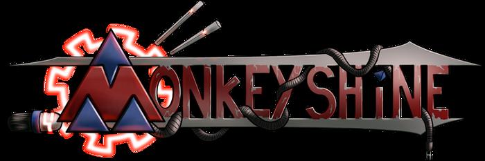 Monkyshine logo take three