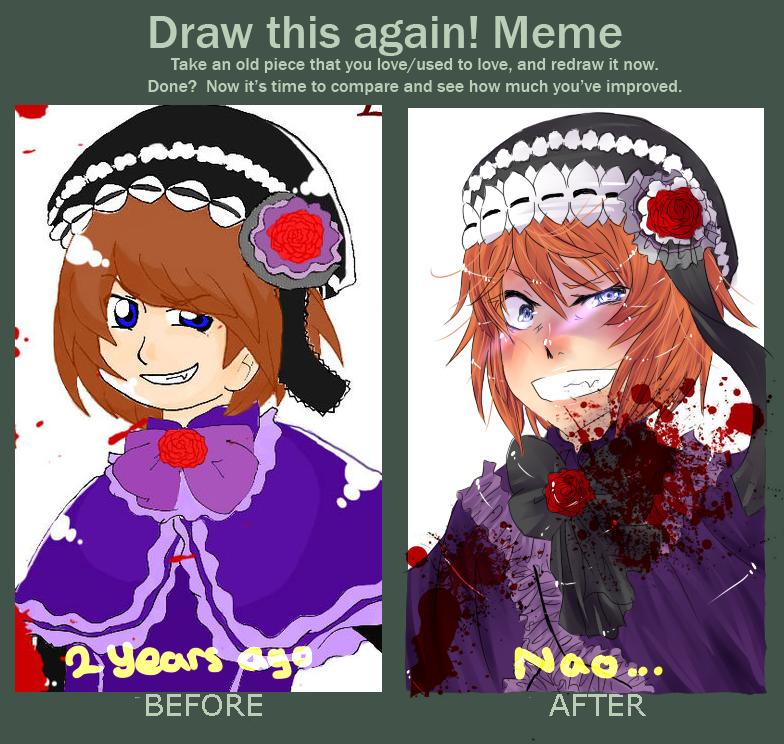 Meme: Re-drawed TROLL FACE by 4ii4-tan on DeviantArt