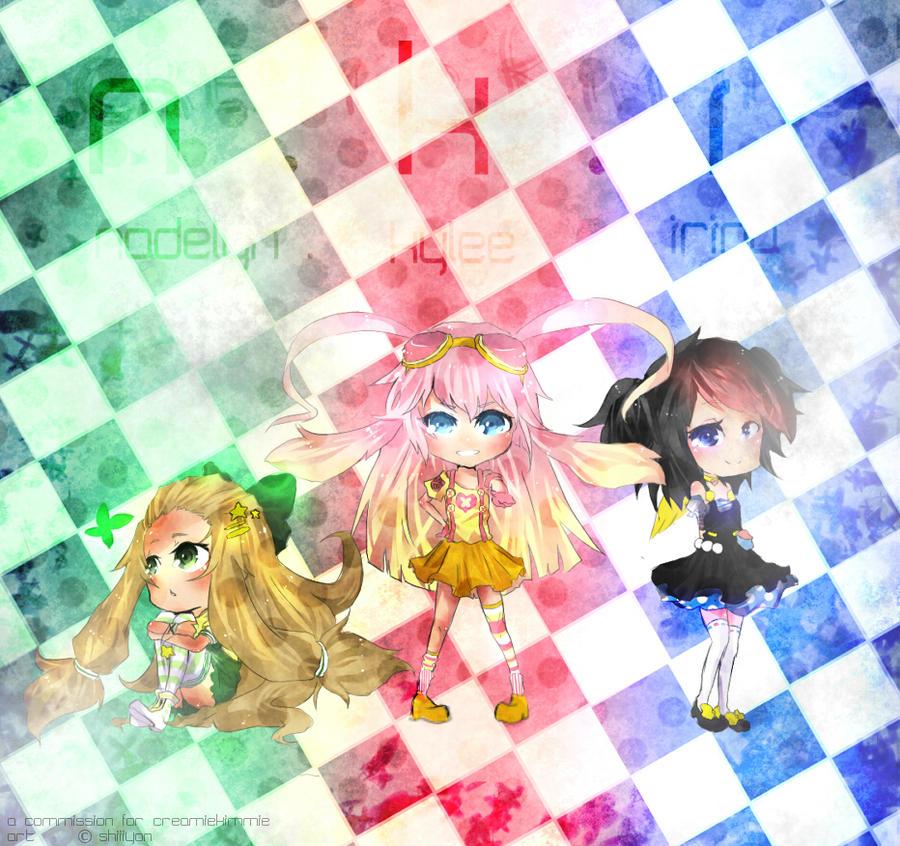 Pcom: CreamieKimmie2 by 4ii4-tan