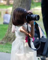 Mini Photographer - Fair 2010