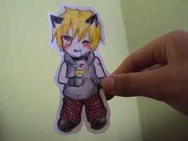 Kuro-chan~! by XxKurai-sanxX