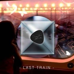 Last Train - Artwork by T-Sathori