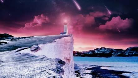 Lighthouse by T-Sathori