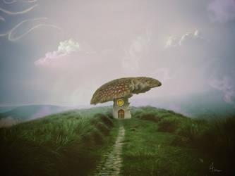 Mushroom World by T-Sathori