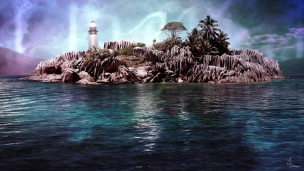 The Island by T-Sathori