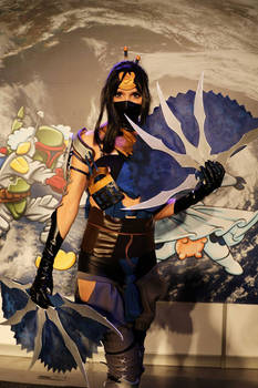mortal Kombat X - Kitana (assassin variation)