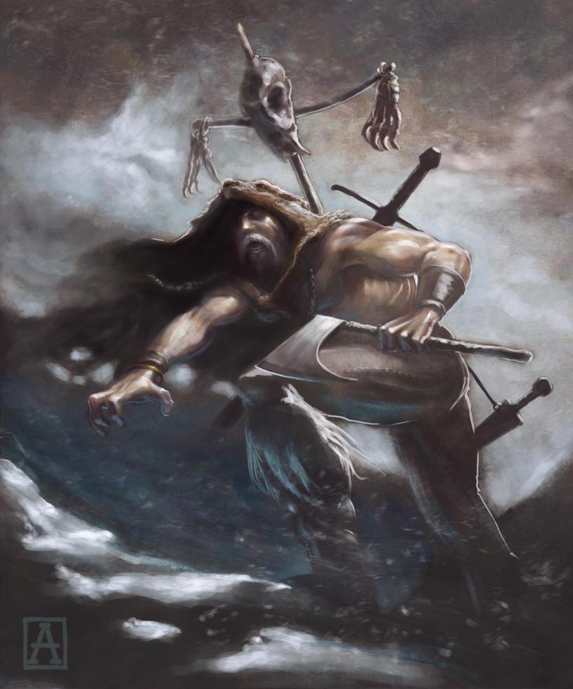 Berserker by Smolin