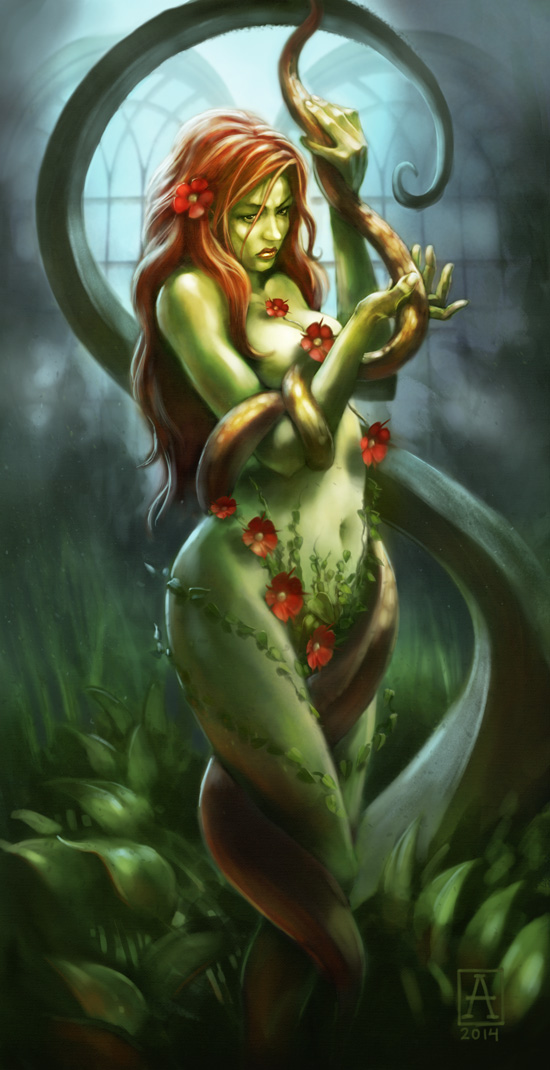 Poison Ivy by Smolin