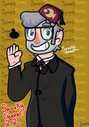 Kyler As Stan  ~Spoopy Scary~ by Sweetpony2977