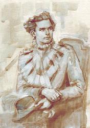 Ludwig II of Bavaria by BelindaBaits