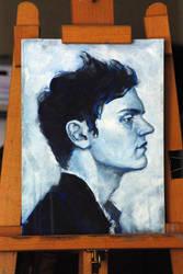 Evan Peters by BelindaBaits