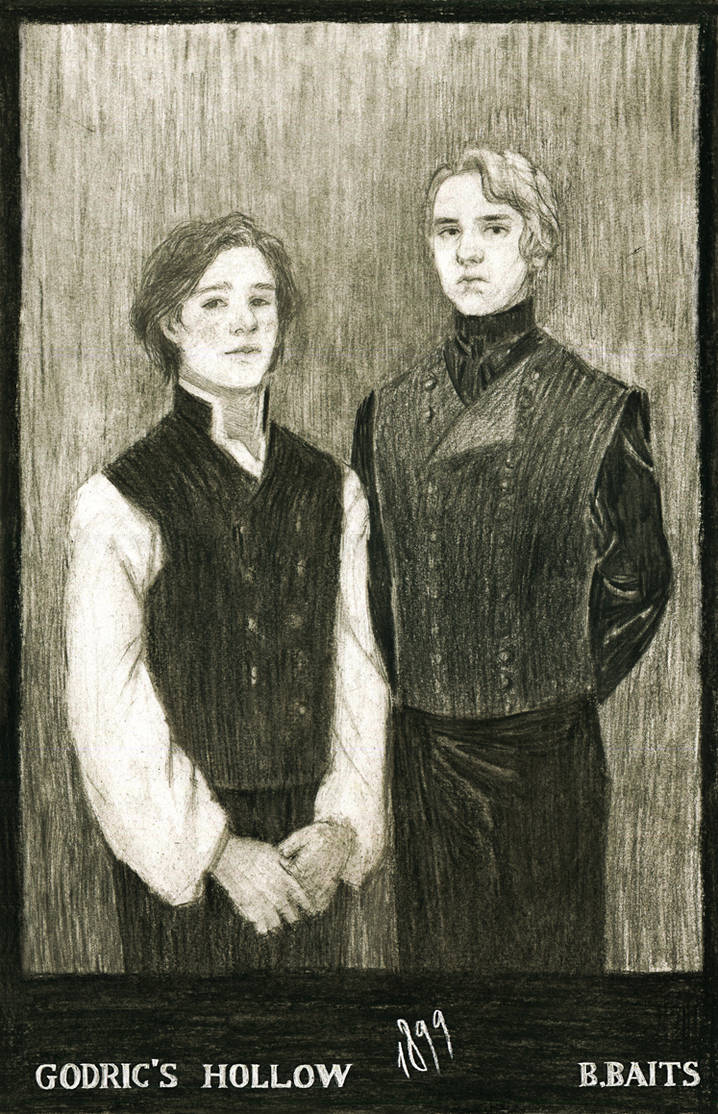 Albus Dumbledore and Gellert Grindelwald by BelindaBaits