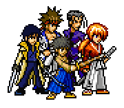 The Kenshin Group JUS by SharinganAce