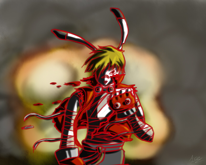 King Kazma by SharinganAce