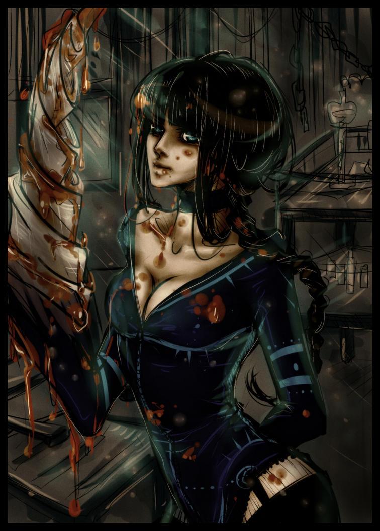 Nemu by Oriental-Lady