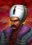 Portrait Of Sultan