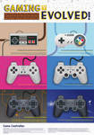 Gaming Evolved // Controller History