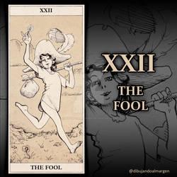 XXII - THE FOOL