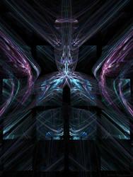 Stained Glass Trinity by tijir