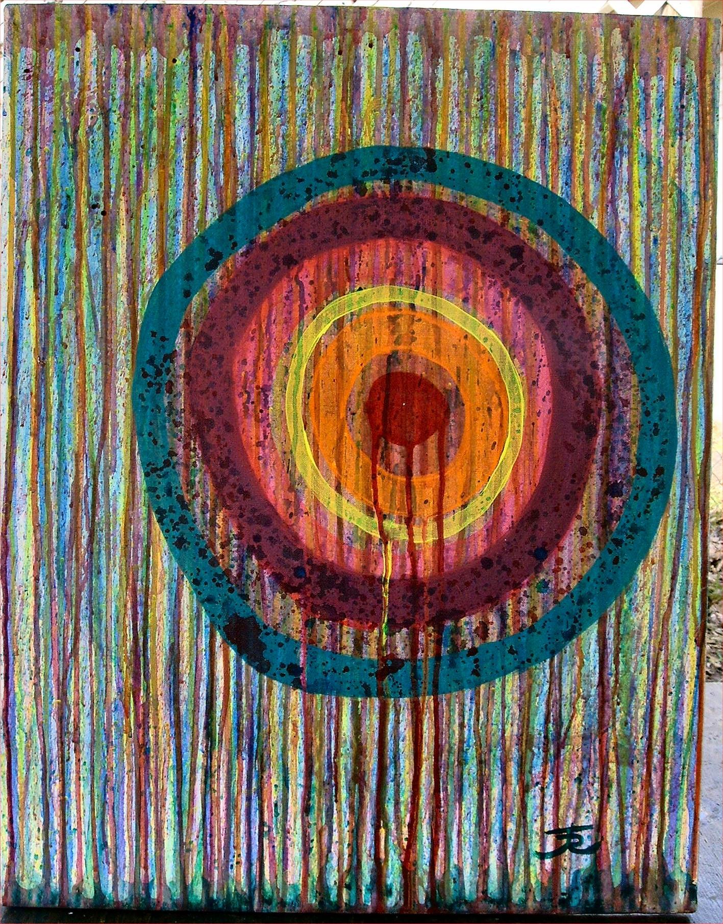 Bleedin Target by tijir