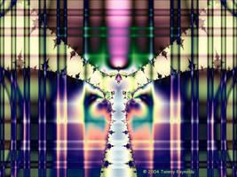 Fractal 19 by tijir