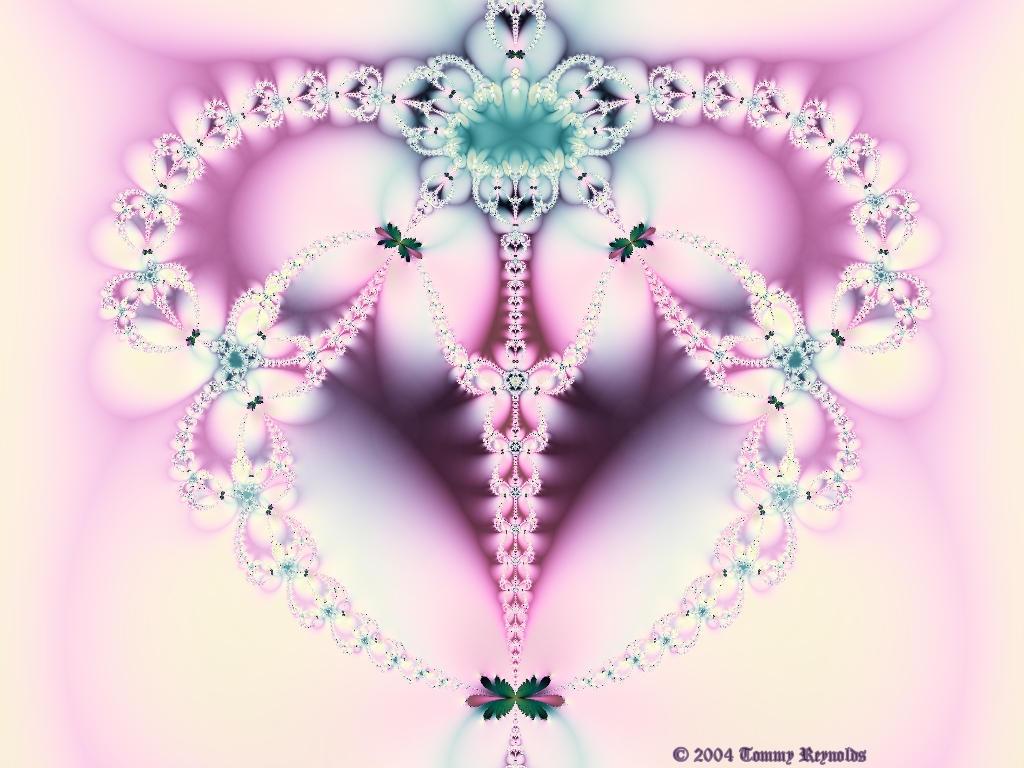 Valentine Fractal 8 by tijir