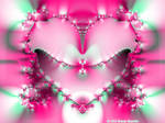 Valentine Fractal 13 by tijir