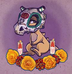 Dia De Los Muertos by hollarity