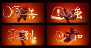 Avatar: The Last Block Bender by hollarity